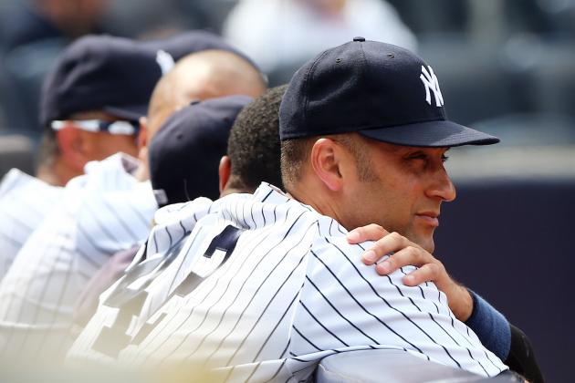 Yankees Brass Are to Blame for Latest Derek Jeter Injury, Letting Him Rush Back