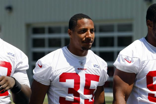Comparing 49ers Rookie Safety Eric Reid to Former Starter Dashon Goldson
