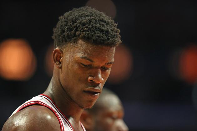 Best-Case, Worst-Case Comparisons for Jimmy Butler's Chicago Bulls Career
