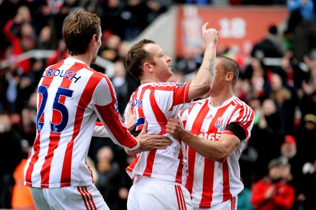 Could EPL Top Talent Perform on Cold Tuesday Night at Stoke? We'll Never Know...