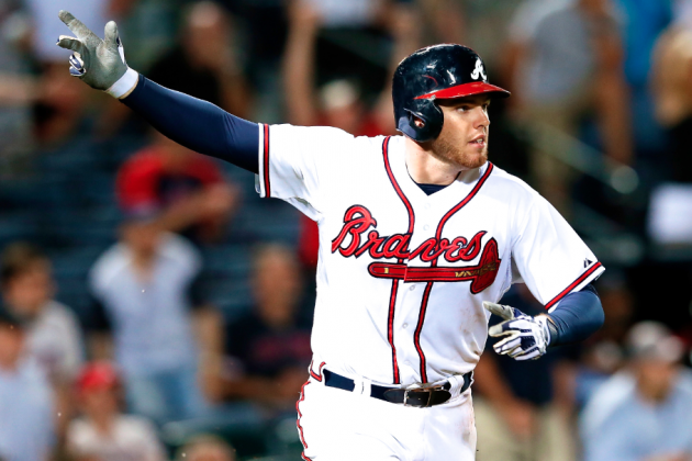 Freddie Freeman and Steve Delabar Win 2013 MLB All-Star Game Final Vote