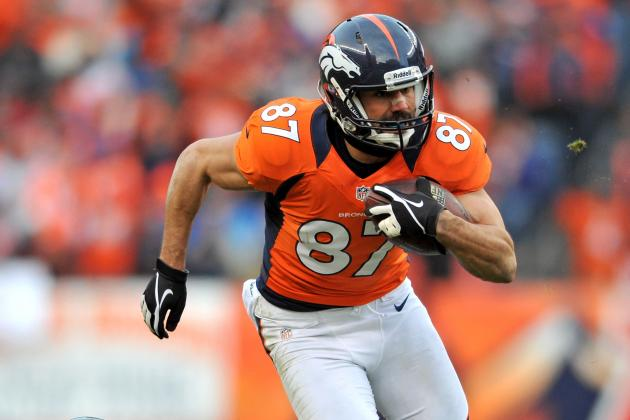 Eric Decker Doesn't Think DUI Arrests Will Affect Team on Field