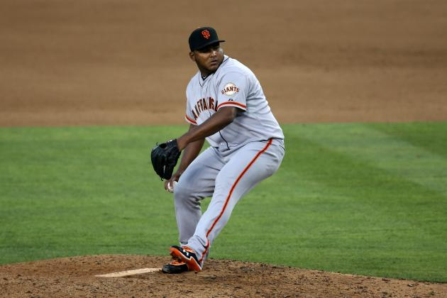 Giants Recall RHP Machi