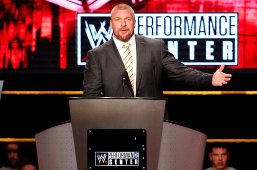 Photos: Grand Opening of Cutting-Edge WWE Facility