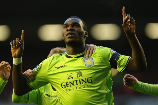 Is Aston Villa's Christian Benteke Worth the Gamble for Tottenham Hotspur?