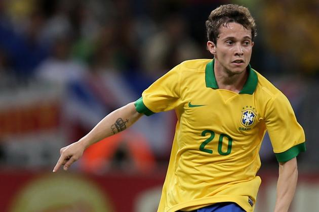 Liverpool Transfer Rumours: Could Bernard and Philippe Coutinho Fit in Together?
