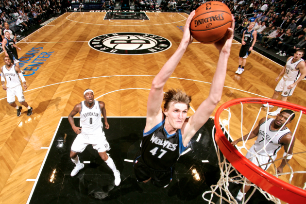 Andrei Kirilenko Reportedly Agrees to Sign 2-Year Deal with Brooklyn Nets