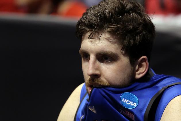 Lakers Introduce Only Draft Pick Ryan Kelly