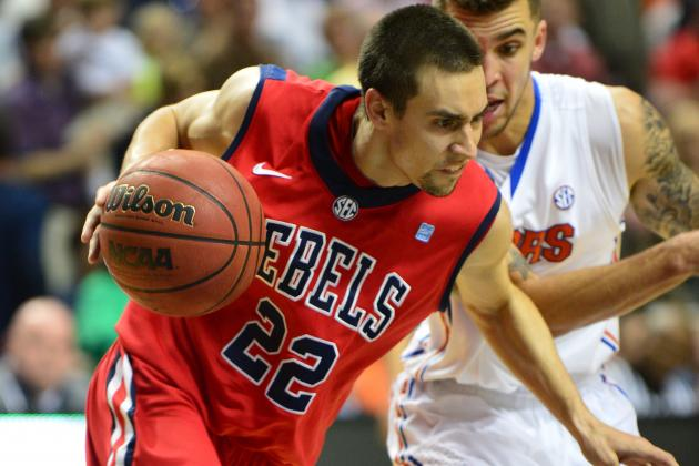Ole Miss's Marshall Henderson Was Found with Cocaine, Police Say