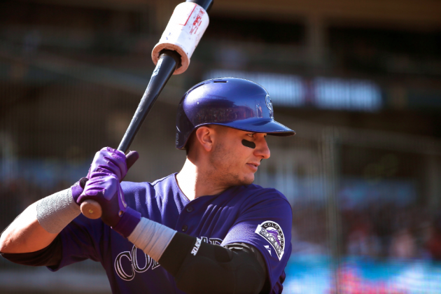 Troy Tulowitzki Injury: Updates on Rockies Star's Rib