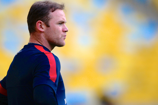 Wayne Rooney Leaves Man United Preseason Tour Citing Injury, Twitter Skeptical