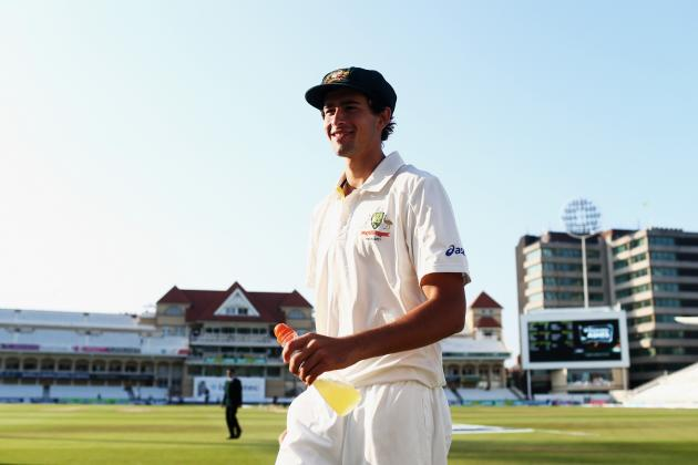 Ashton Agar's Record-Breaking Test Debut at The Ashes 2013 Comes as No Surprise