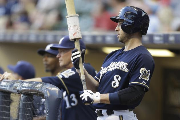 Ryan Braun Placed on Bereavement List