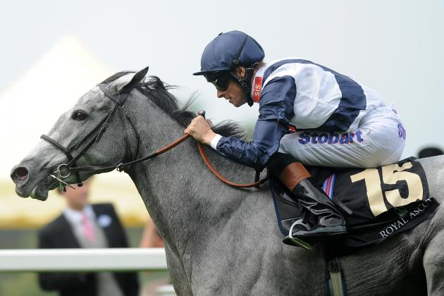 Sky Lantern Blitzes to Coronation Stakes Glory at Ascot