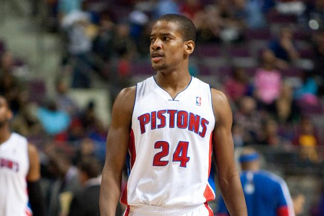 Detroit Pistons Release Second-Year Guard Kim English