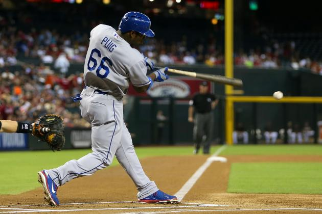 2013 MLB All-Star Game: Twitter Reacts After Yasiel Puig Gets Denied