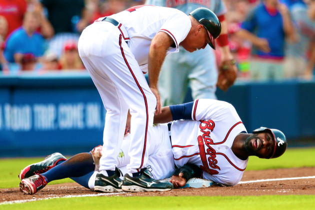 Jason Heyward Injury: Updates on Braves Star's Hamstring