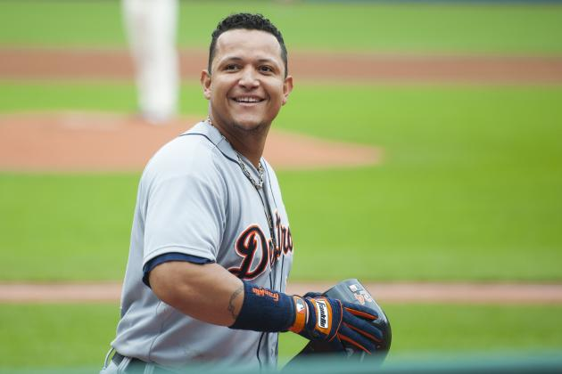 Miguel Cabrera's Historic 1st Half on Pace to Surpass MVP/Triple Crown Season