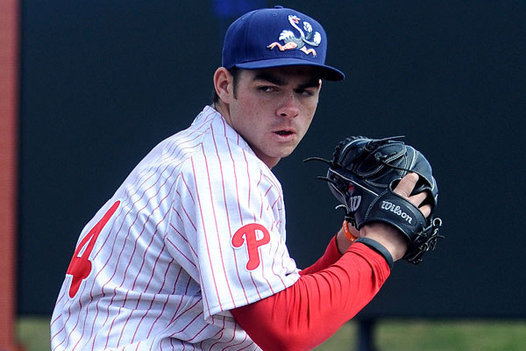 Scouting Reports for Philadelphia Phillies Prospects in the 2013 Futures Game