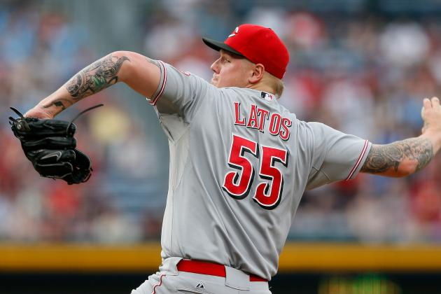 Reds Fall to Braves, 6-5