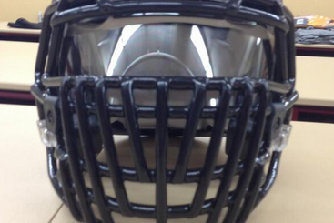Photo: Ra'Shede Hageman Will Wear a One-of-a-Kind Facemask