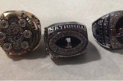 Former LSU Football Player Gets Back 4 Stolen Championship Rings