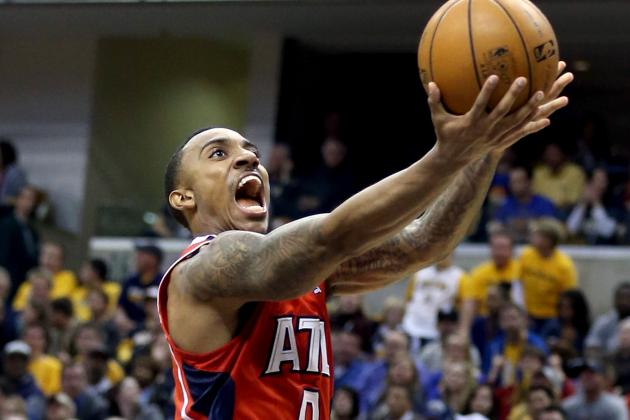 Jeff Teague Excited to Be in Bucks Plans