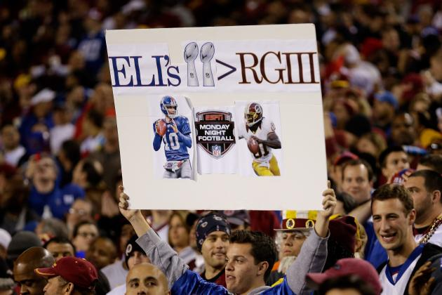 A New York Giants Fan's Guide to Hating Rival Opponent Washington Redskins