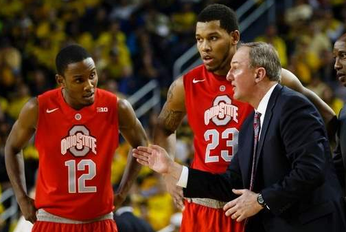Thad Matta Working His Recruiting Magic with Ohio State's 2014 Class
