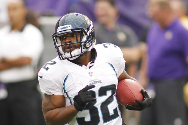 Jaguars RB Coach Expects Jones-Drew to Be Ready for Pads