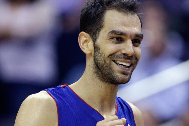 Jose Calderon: Mavs Don't Need a Star Center