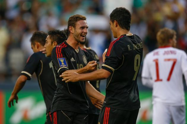 Mexico vs. Canada: Score, Grades and Post-Match Reaction for Gold Cup Match