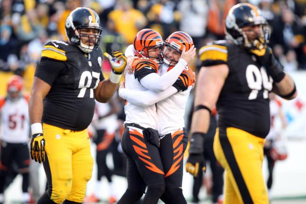 A Pittsburgh Steelers Fan Guide to Hating the Cincinnati Bengals