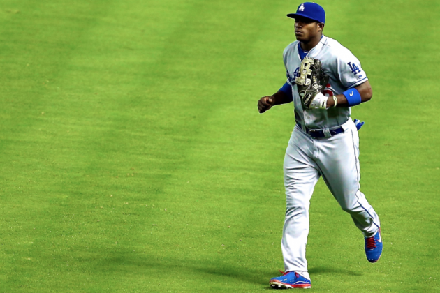 How Shocked Should We Be That Yasiel Puig Was Not Picked by Fan Voters?