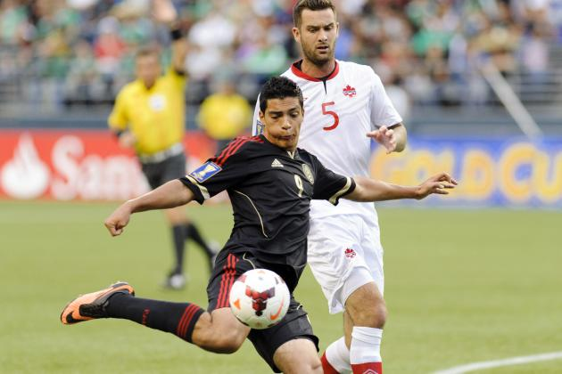 Mexico vs. Canada: 6 Things We Learned in the Gold Cup Showdown