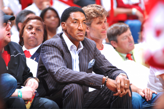 Scottie Pippen Reportedly Avoids Being Sued for $4 Million by Autograph-Seeker