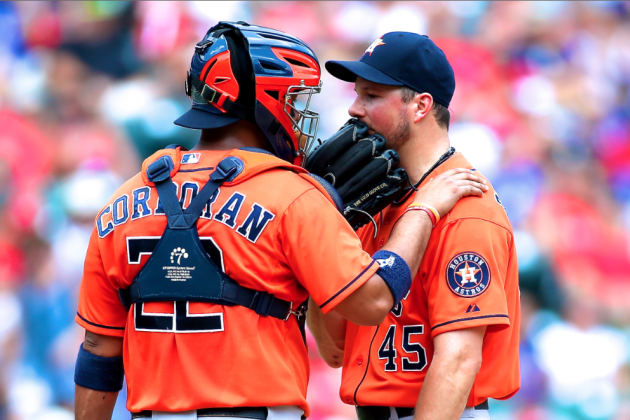 How the Houston Astros Switching Leagues Has Impacted the 1st Half