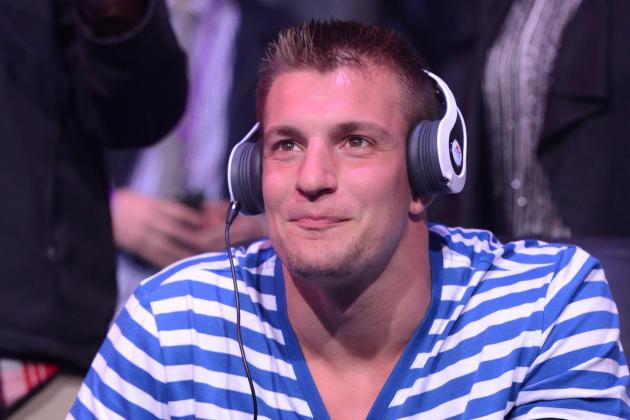 "Breaking: Gronkowski ""Enjoying Life a Lot More"""