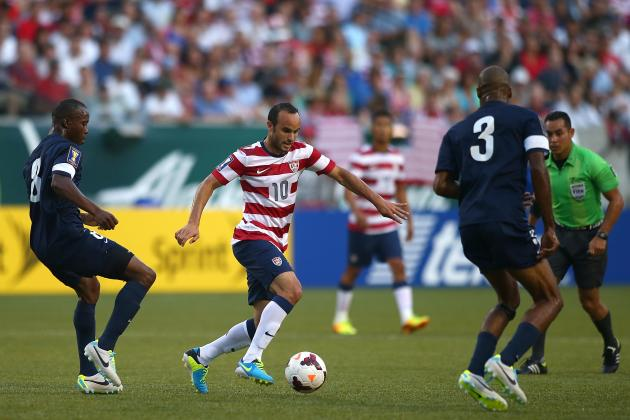 Gold Cup 2013: Breaking Down the Americans' Match Against Cuba