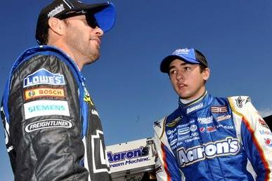 Chase Elliott Living a Lifelong Dream While Impressing