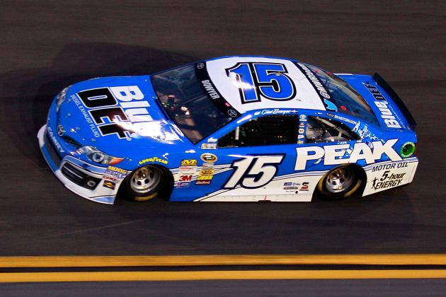 Can Bowyer Catch Up to Johnson?