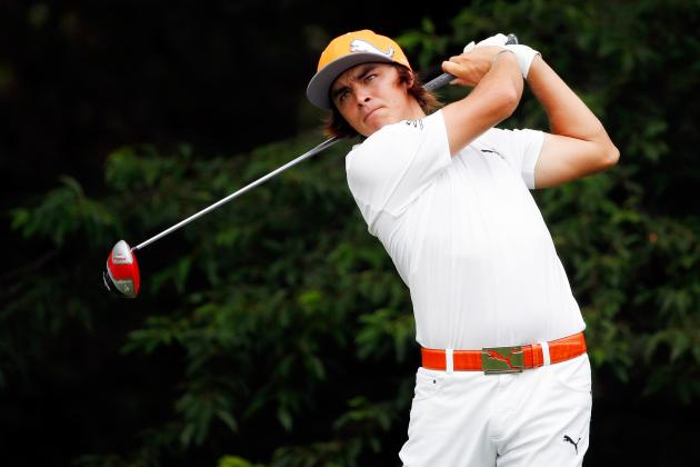 British Open 2013: Top Young Stars to Watch at Muirfield
