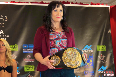 Shannon Knapp on Invicta FC 6: 'This Fight Card Is Absolutely Television Worthy'