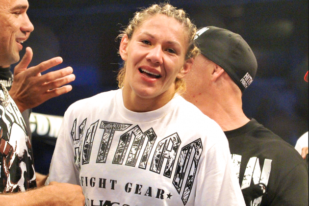 Cris Cyborg No Longer Feels the Need to Prove Anything to Anybody