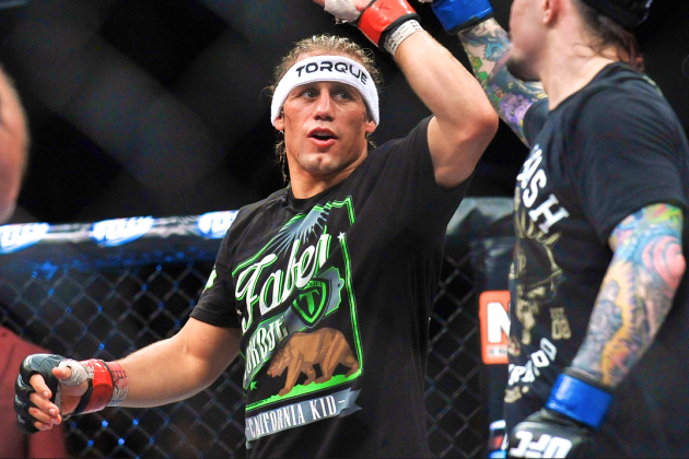 Urijah Faber Plans to Keep Rolling While Title Picture Gets Sorted Out