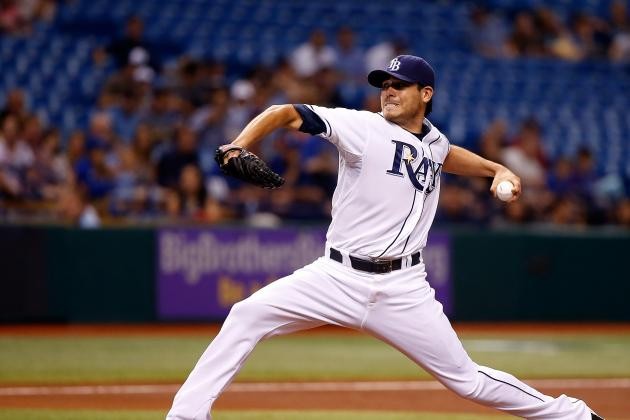 Moore Dismantles Twins, Earns All-Star Nomination; Rays Sweep Four Game Series!