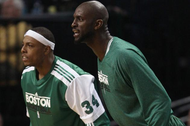 Celtics Take Out Ad to Thank Pierce, Garnett