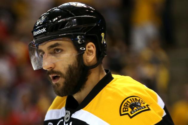 Bruins Sign Bergeron to Eight-Year Contract Extension Through 2021-22 Season