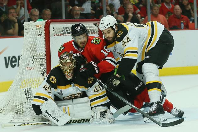 Chicago Blackhawks: How Long Will Negotiations with Marcus Kruger Continue?