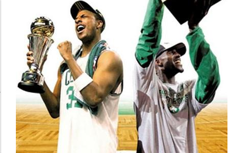 Celtics Take Out Boston Globe Ad Thanking KG, Pierce